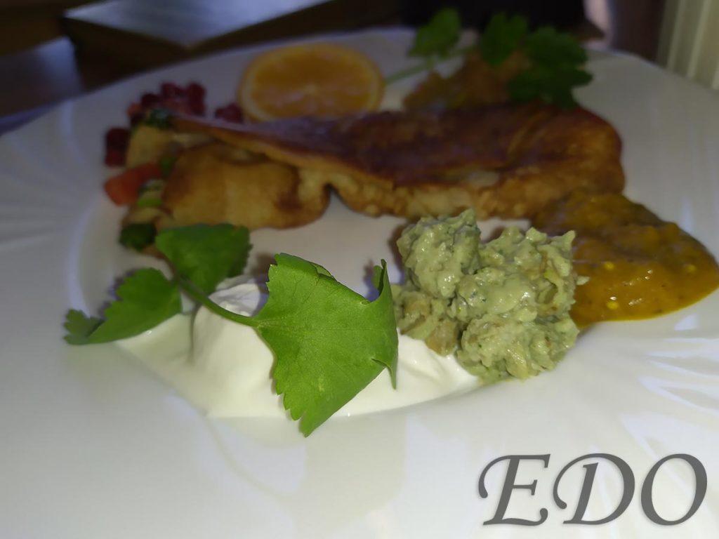 Завтрак Что делать? - странный зеленный салат