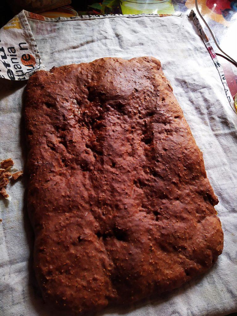 Малиновый пирог - шаг 2