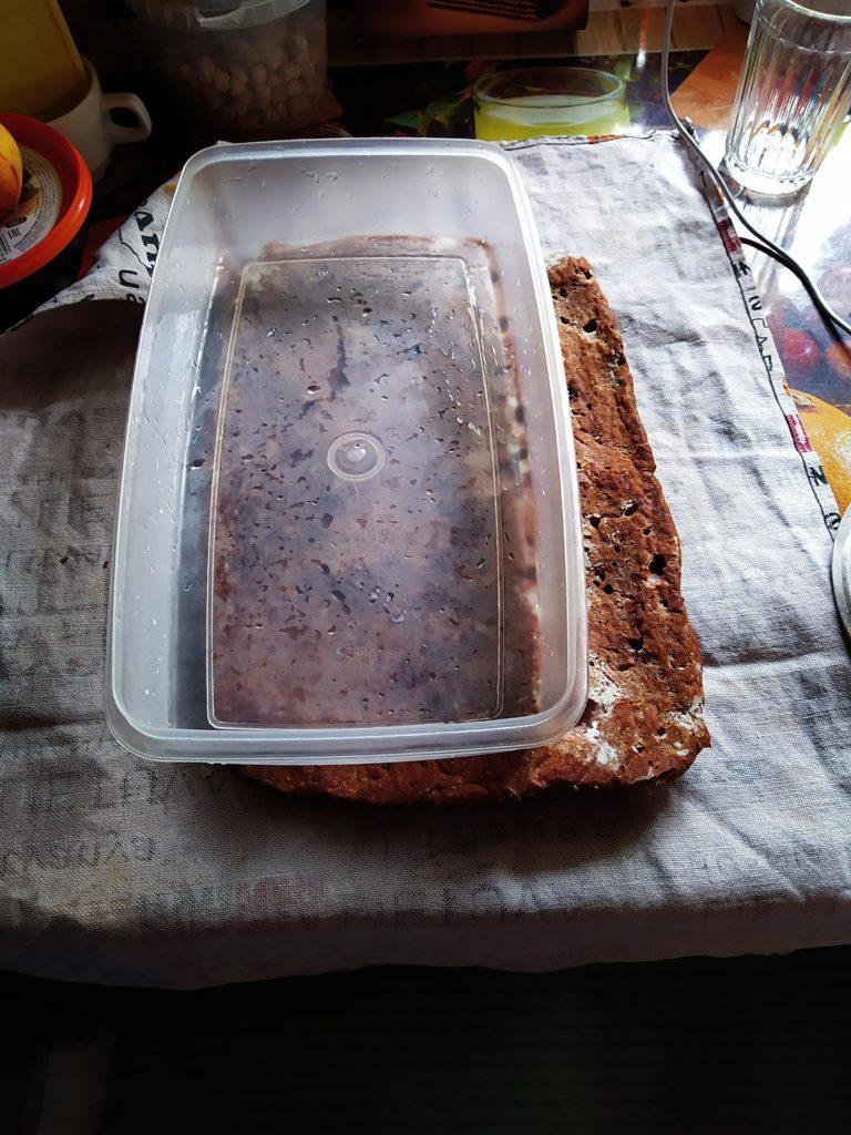 Малиновый пирог - шаг 3