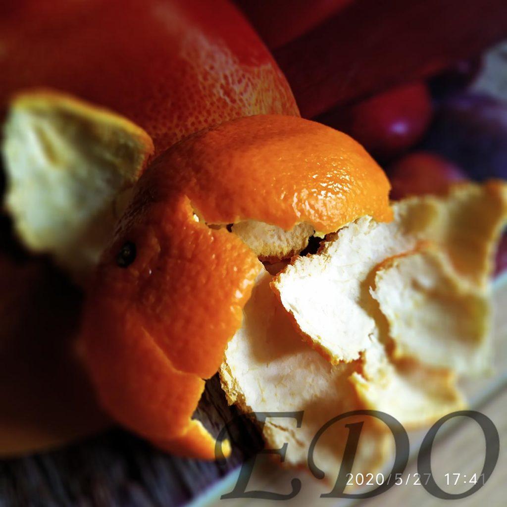 Компот «Здоровье» - цедра апельсина