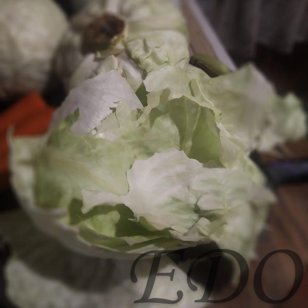 Квашеная капуста «Самая вкуснота» - листья
