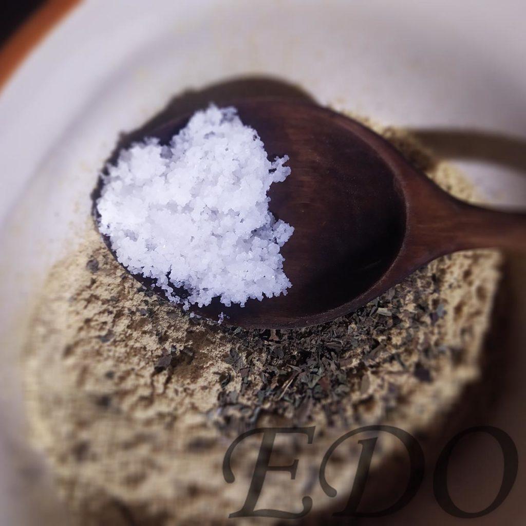 Домашняя горчица «Жгучка» соль