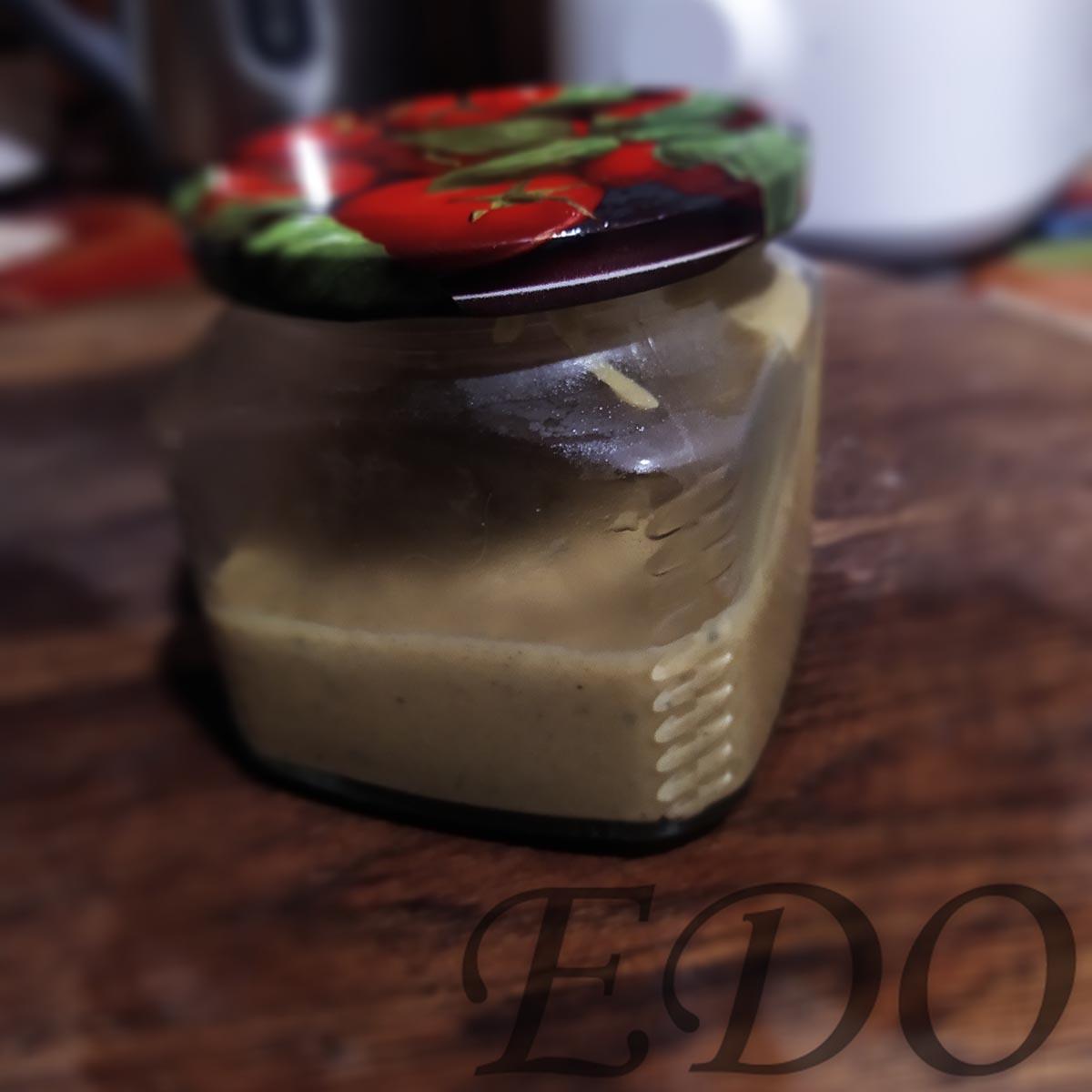 Домашняя горчица «Жгучка» за 2 минуты!