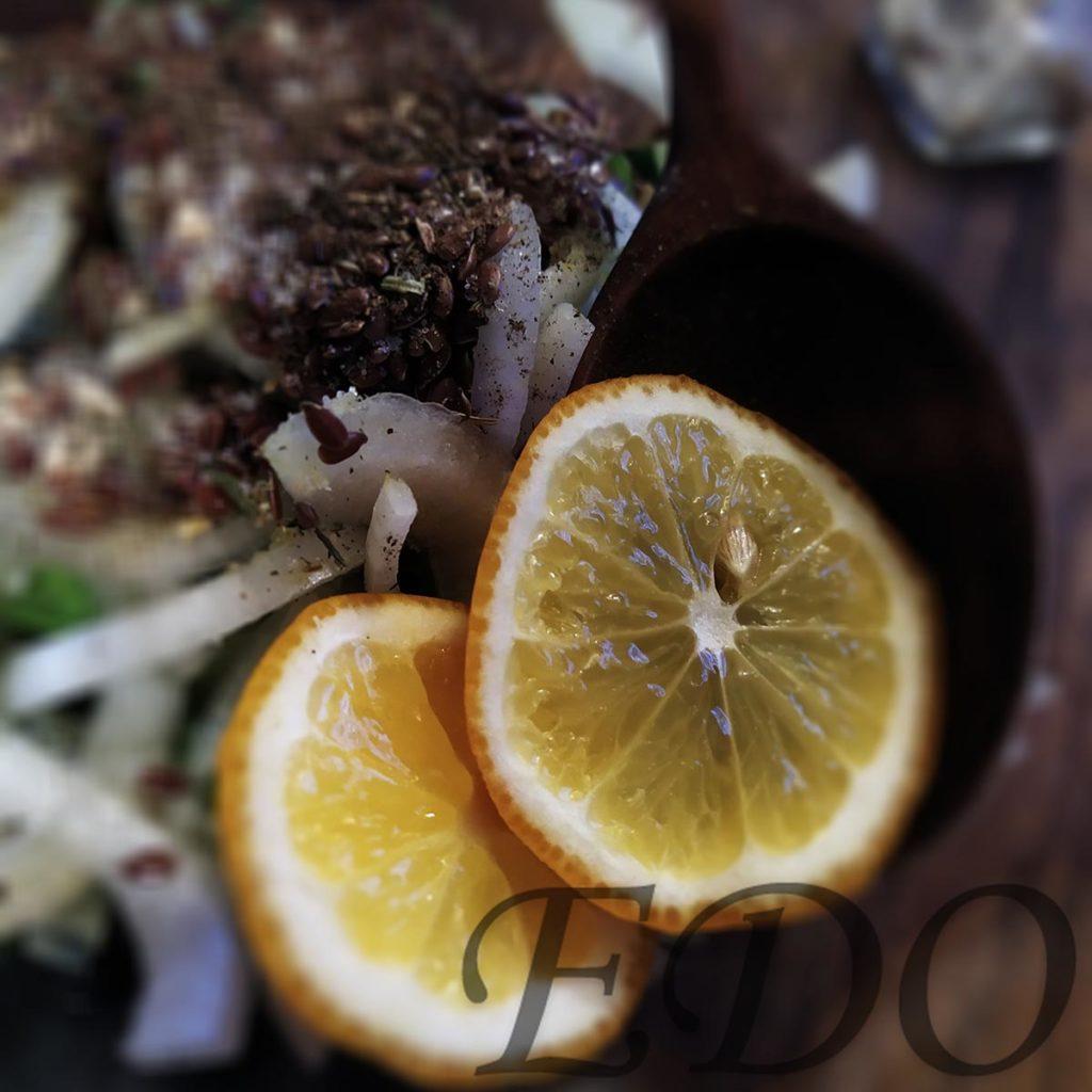 «Прелесть» элемент лимон
