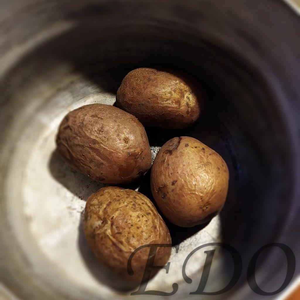 «Затейник» картошка для начинки в мундире