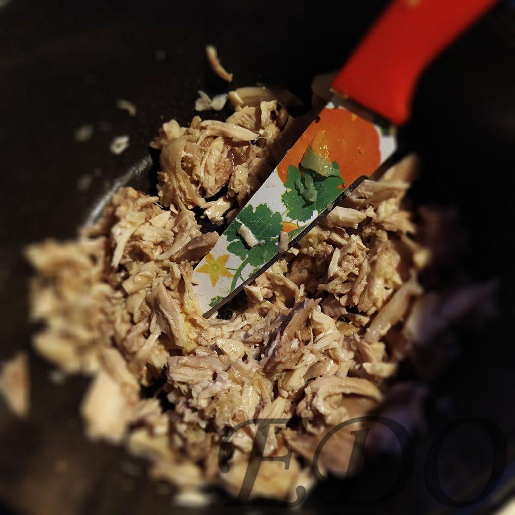 «Затейник» начинка куриная резаная