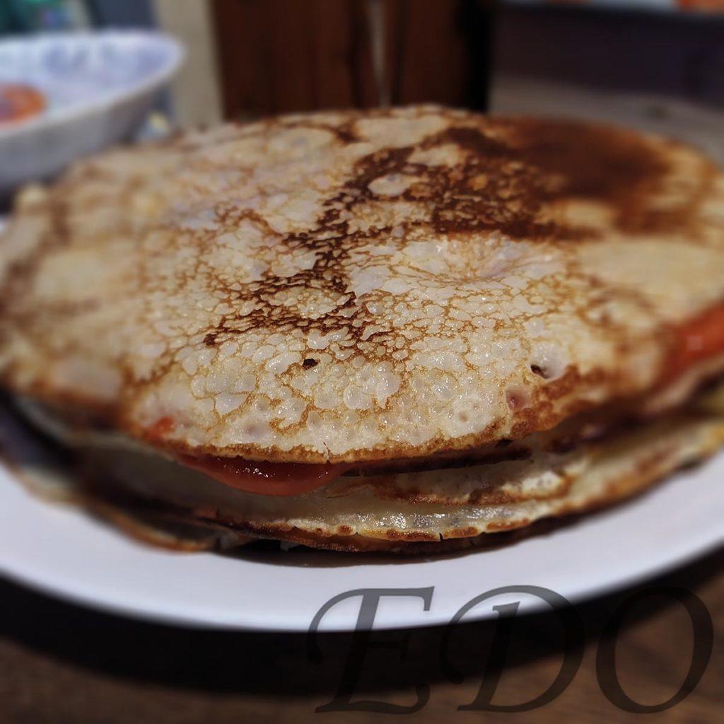 «Затейник» пирог блинный картошка-куриный