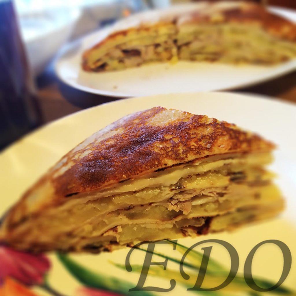 «Затейник» пирог блинный