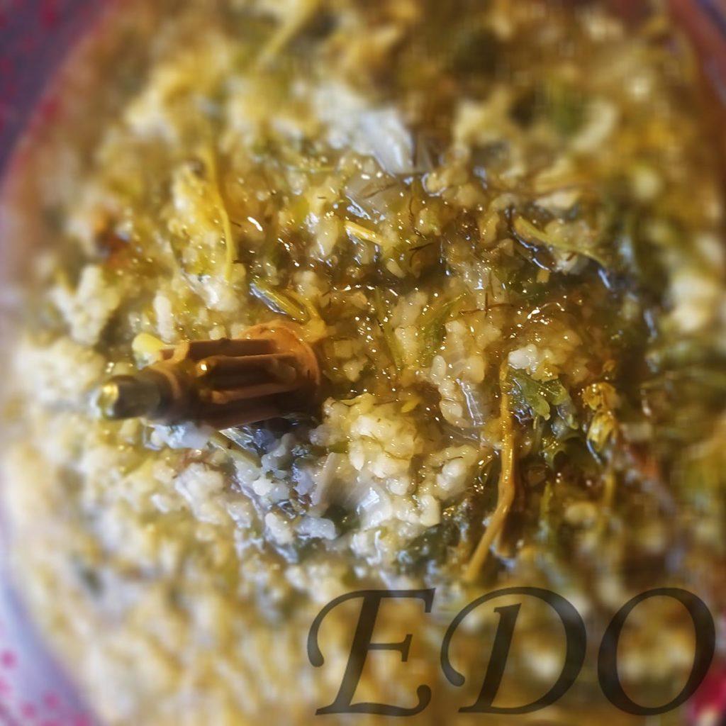 Постный суп «МоркваРис» вареные в блендере