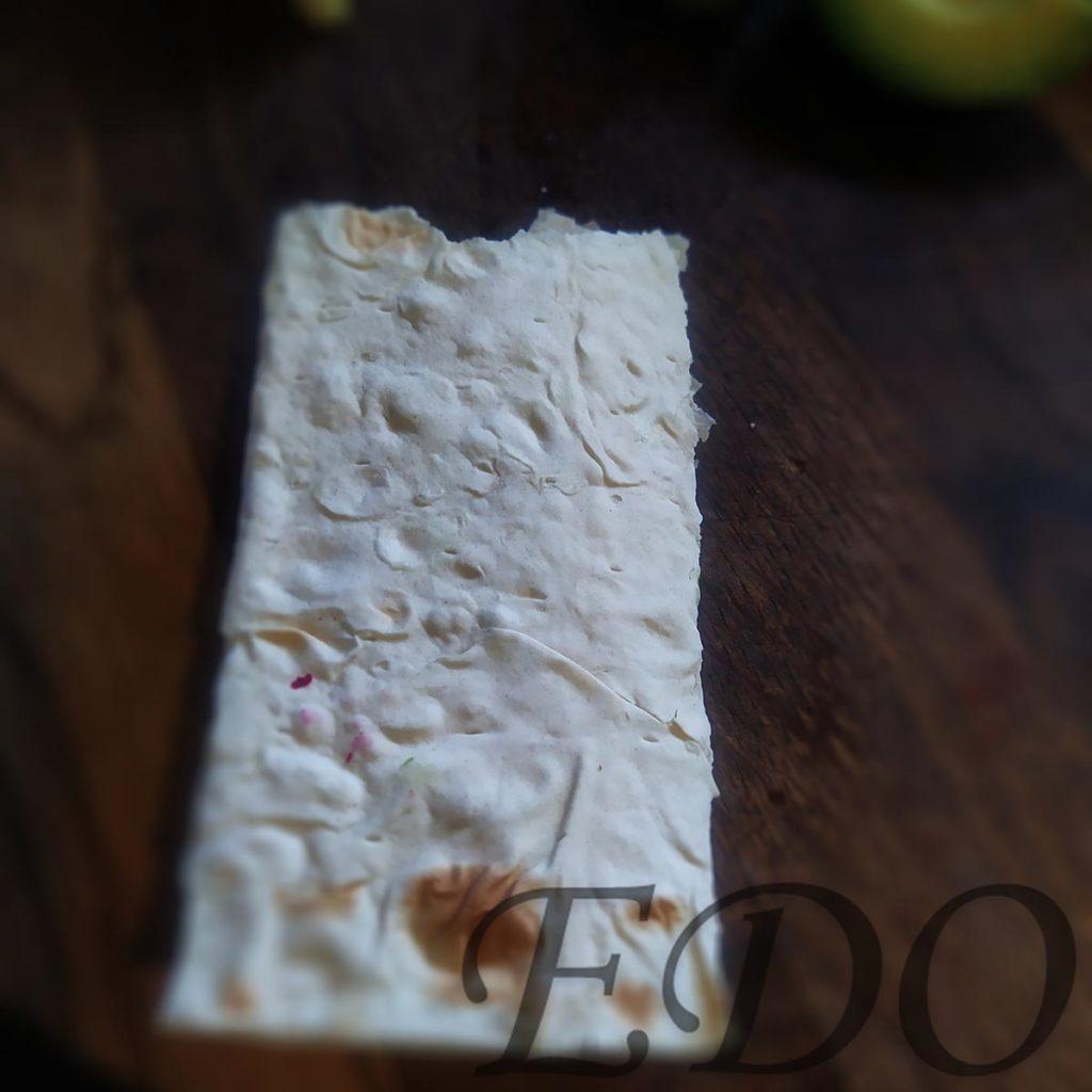 бутерброд «Трио фруктово-овощное» авокадовый слой - третий