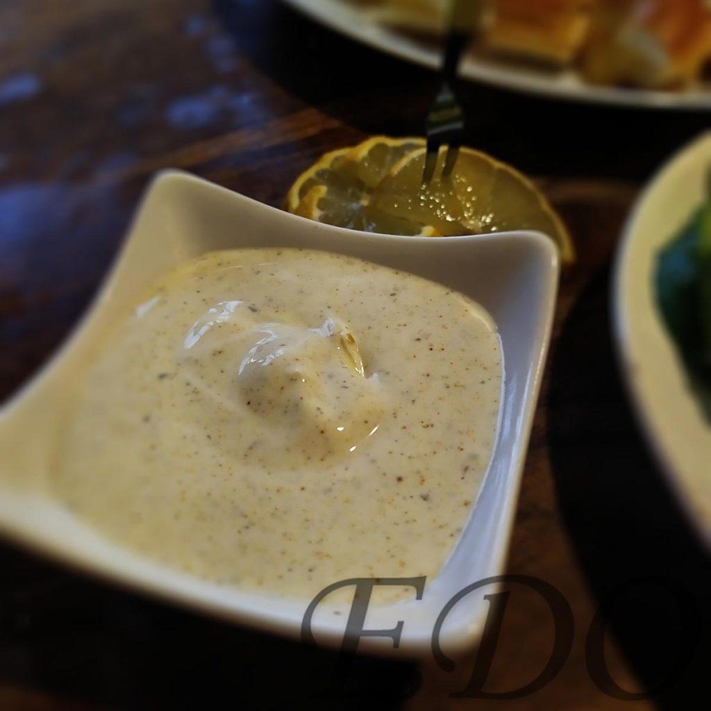 «Канепешки на урашки» соус