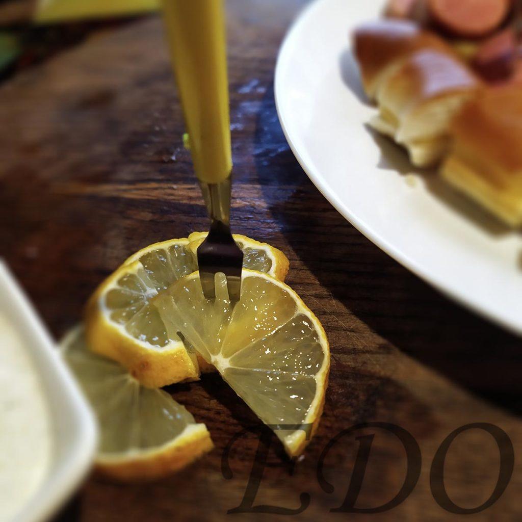 «Канепешки на урашки» лимон