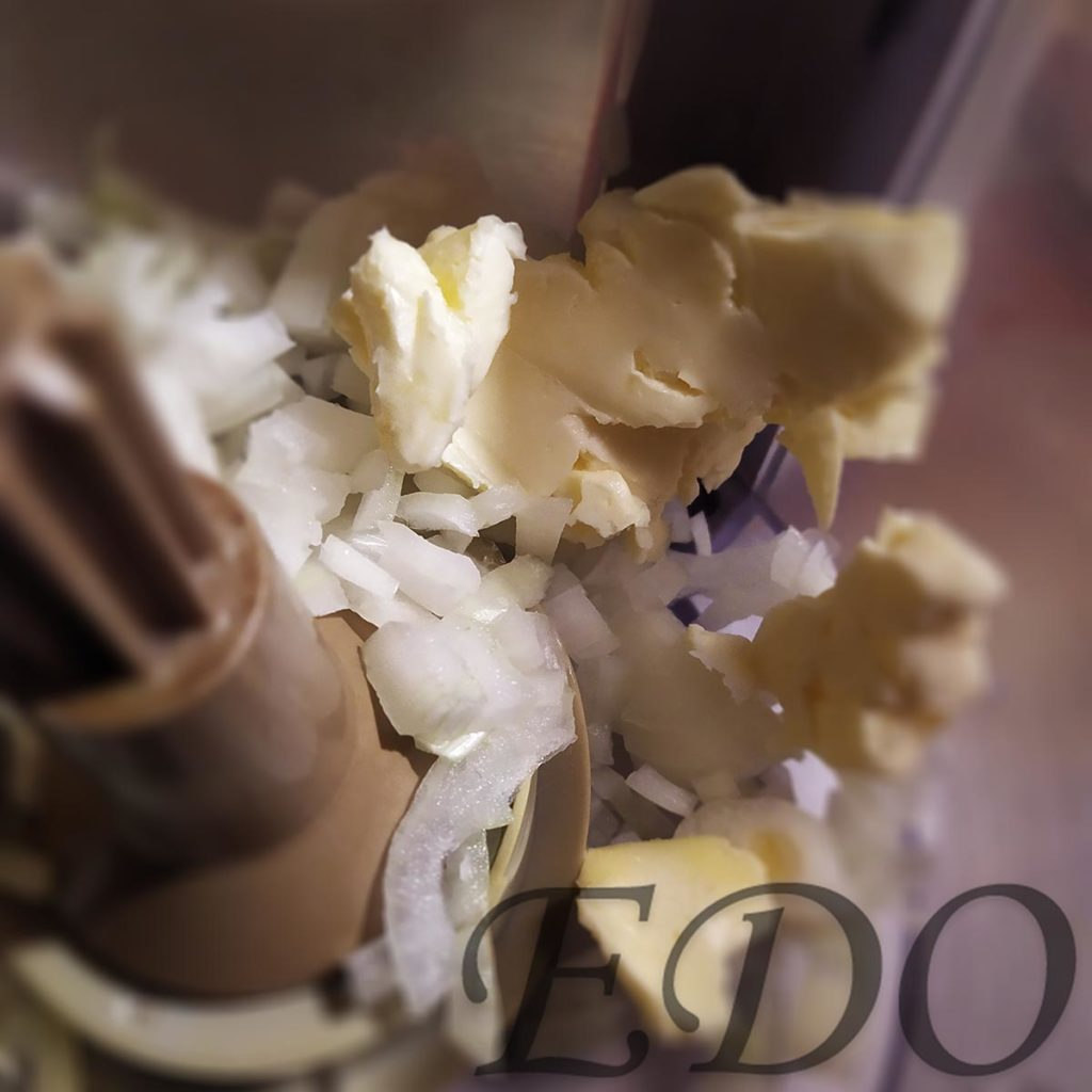 Форшмак «Селедочкин» комбайн лук и масло