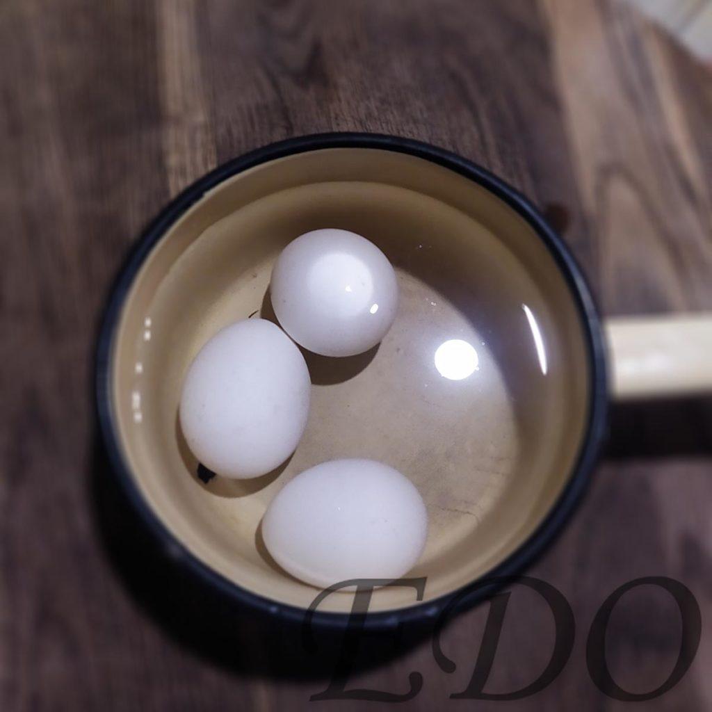 Форшмак «Селедочкин» яйца