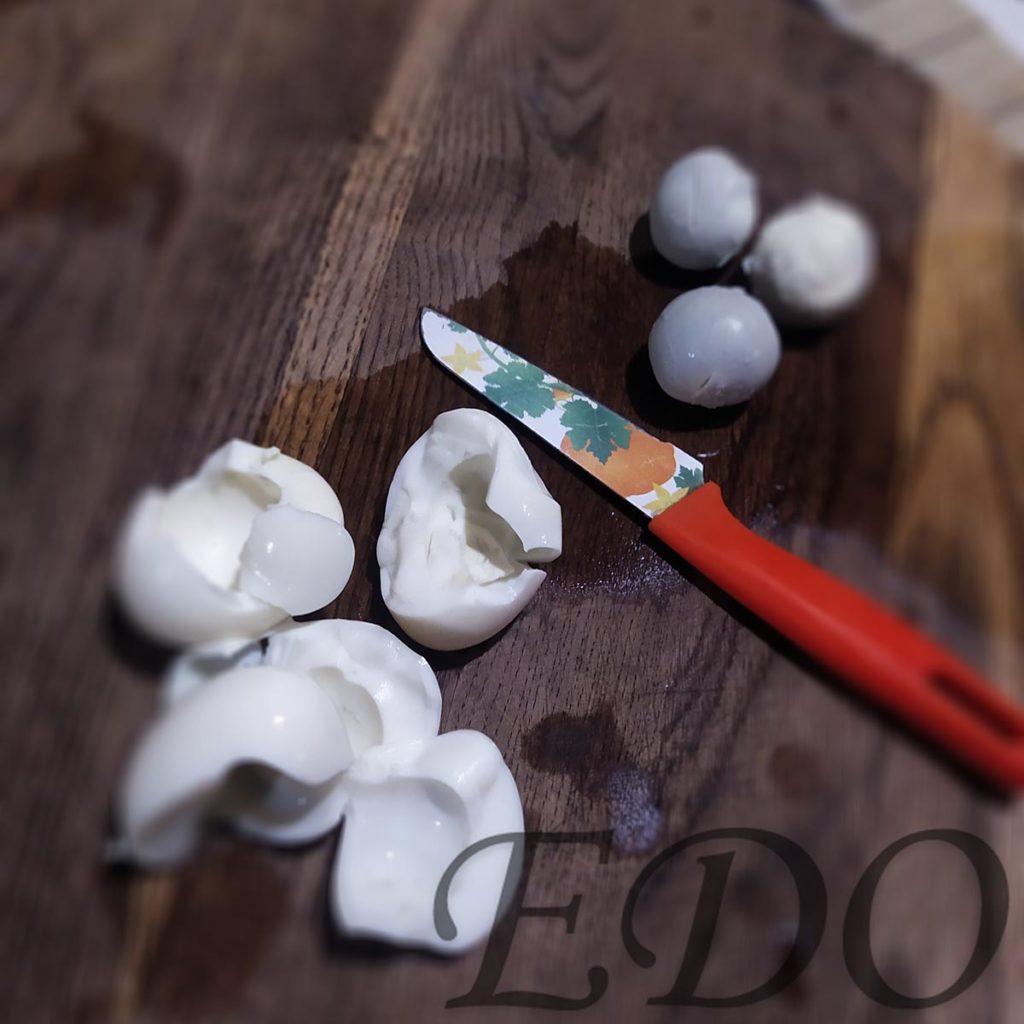 Форшмак «Селедочкин» яйца разделочные