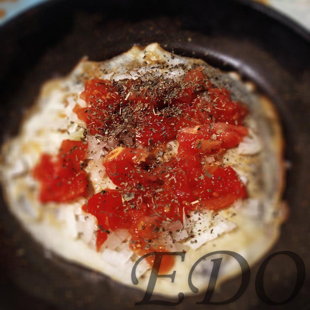 «Пиццамир» помидорный слой