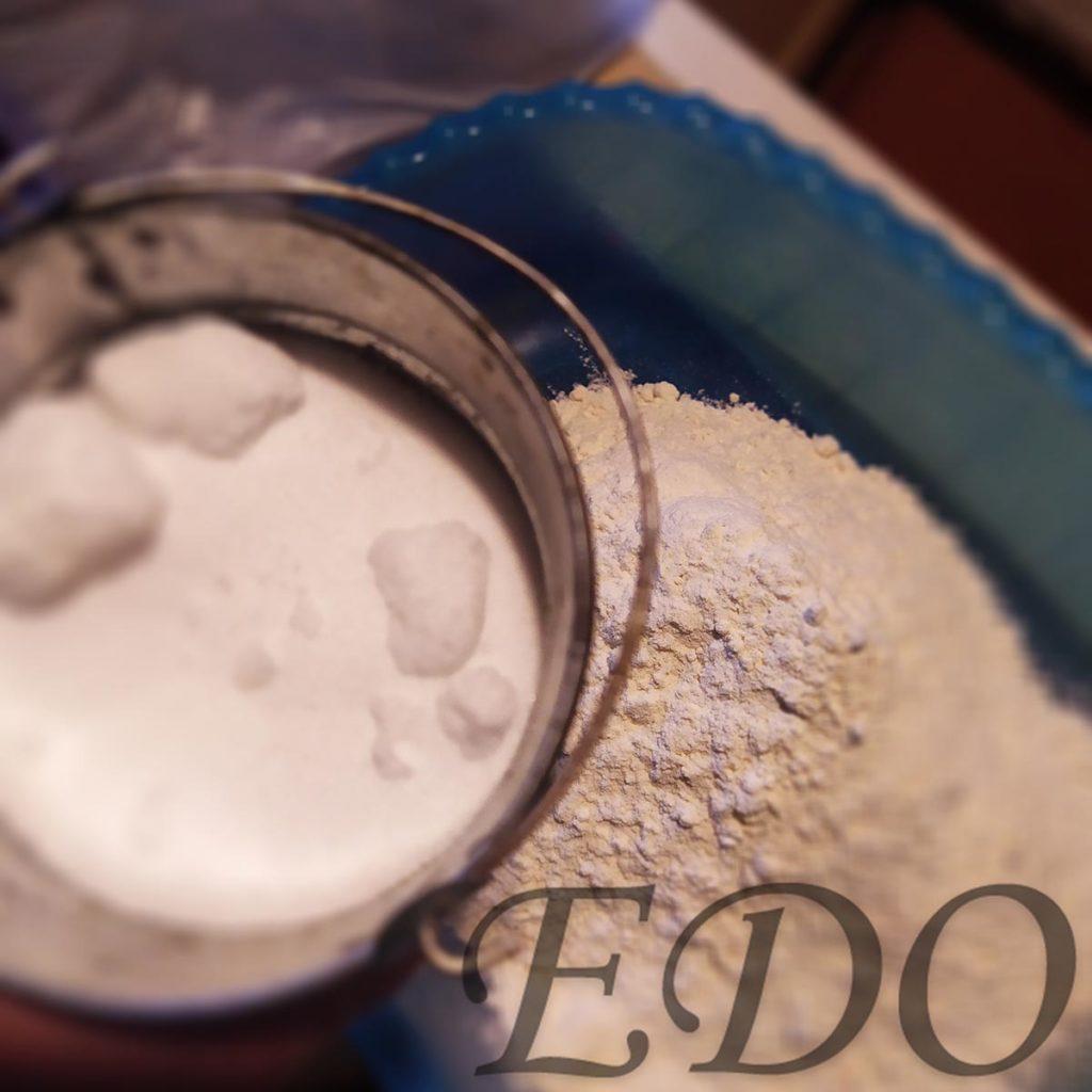«Капустники» мука и соль