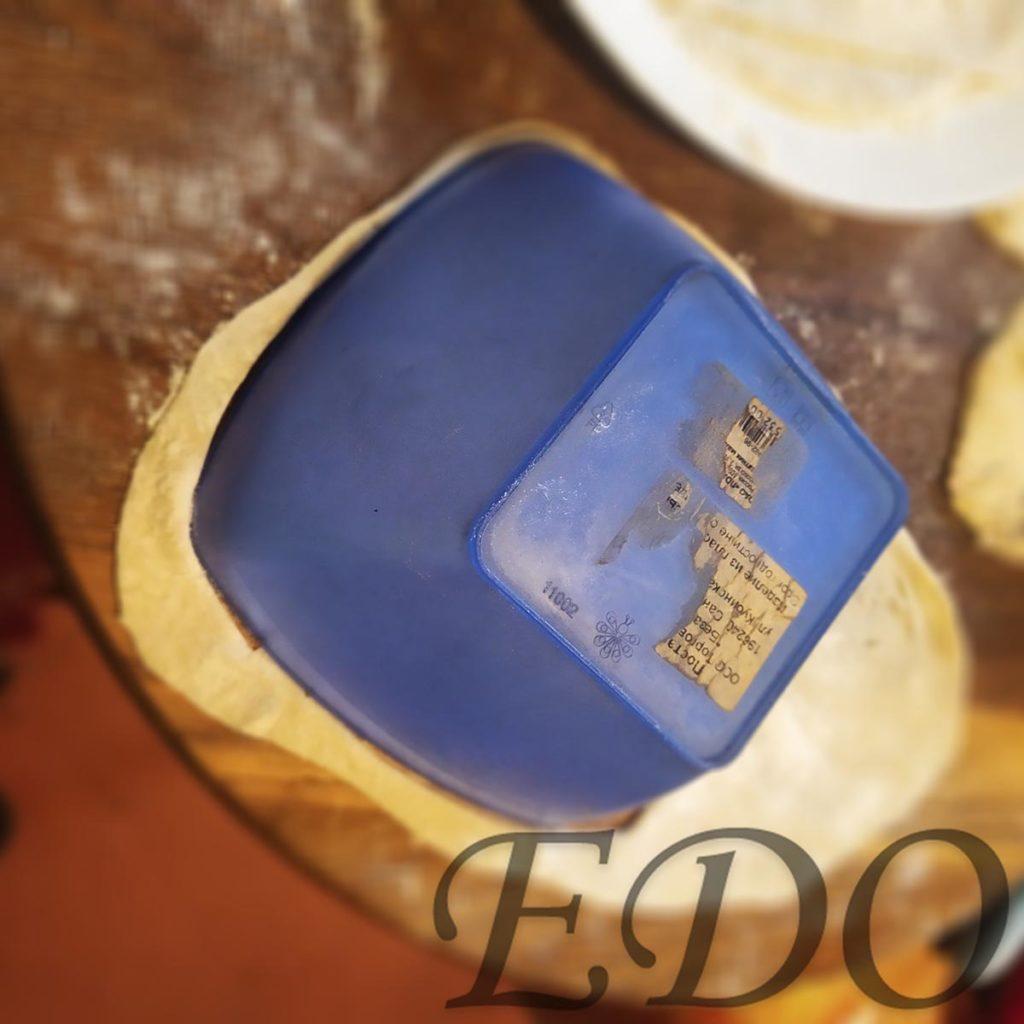 «Капустники» форма любой посудой