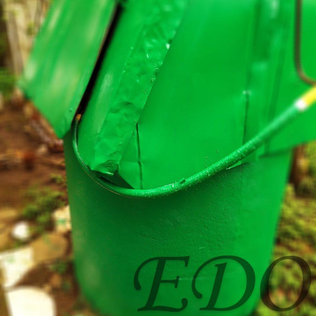 «Зеленый домик» колодец дачный шланг
