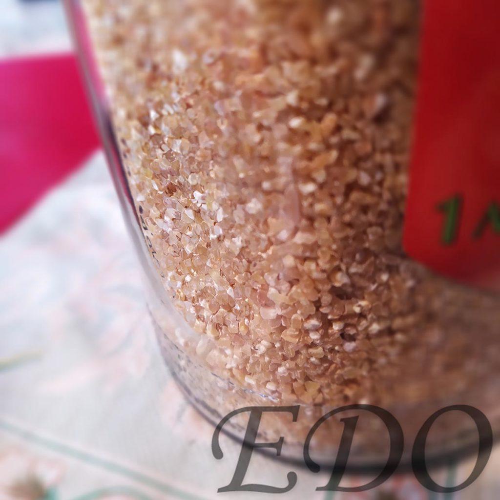 крупа пшеничная вид